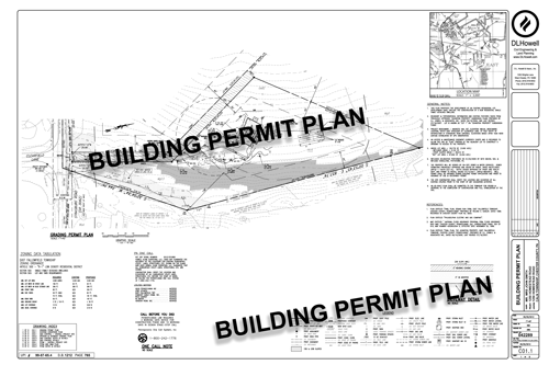 Building permit plans in pennsylvania and chester county for How to make building plans for permit
