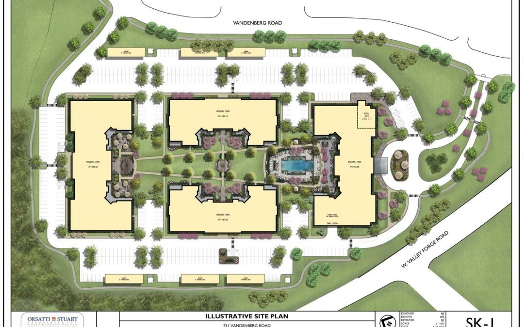 Vandenberg Apartment Complex Receives Conditional Use Approval In Upper Merion
