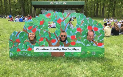 Chester County Envirothon 2017