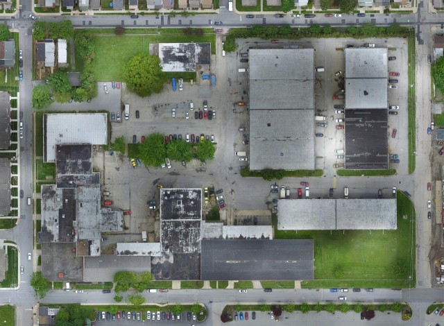 Using Drones for Same Day Job Site Aerial Photography