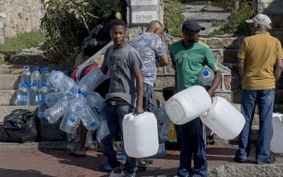 International City Will Likely Run Out of Water in April