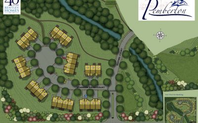 Pemberton, a Bentley Homes Community