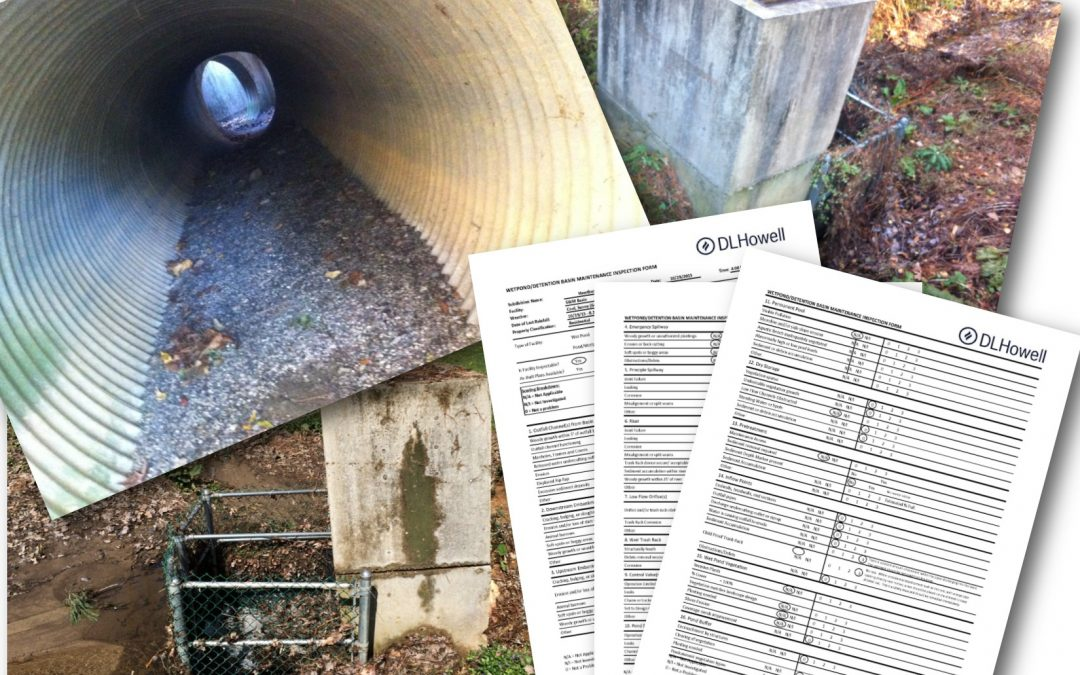 stormwater inspection services Chester County