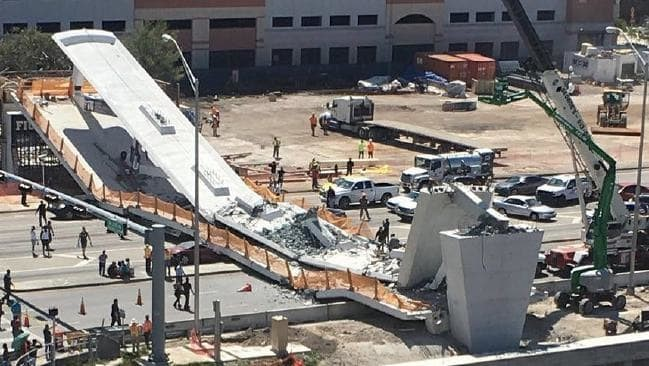 An Engineering Collapse