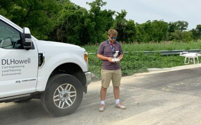 DL Howell Adds Another Drone Pilot to the Team
