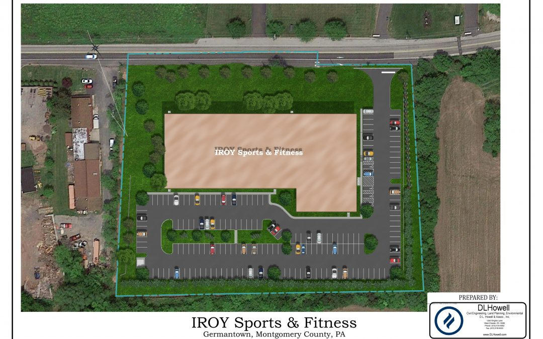 iRoy Sport and Fitness