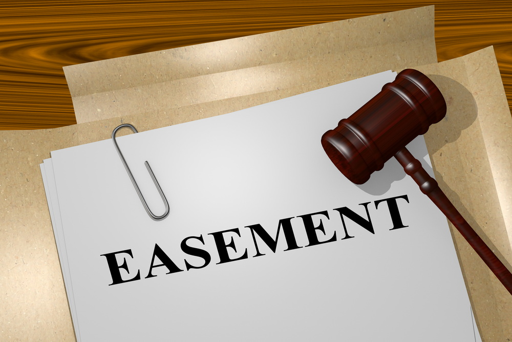 The Ins and Outs of Easements