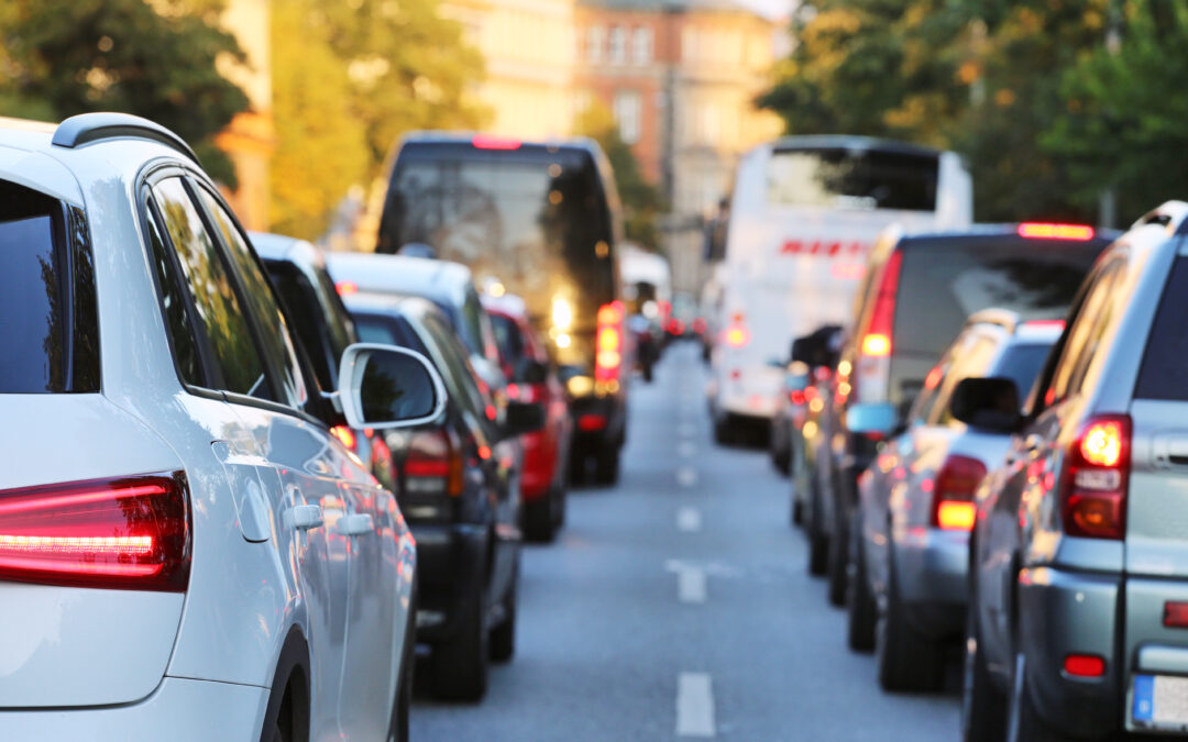 Traffic Jams… Coming Back to an Area Near You
