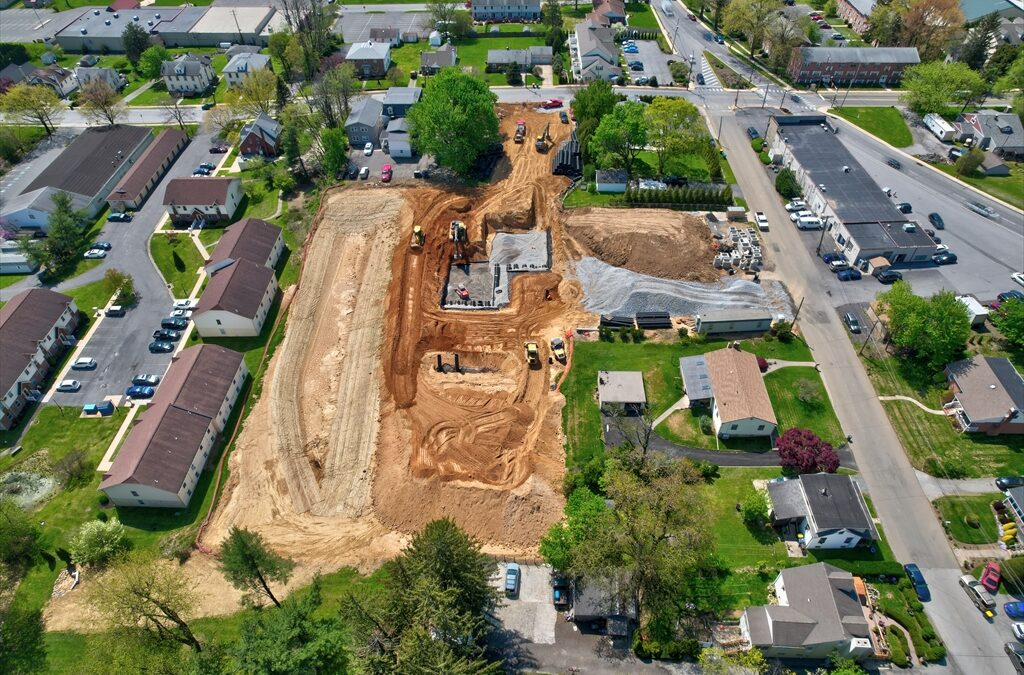 Red Clay Manor Construction Update