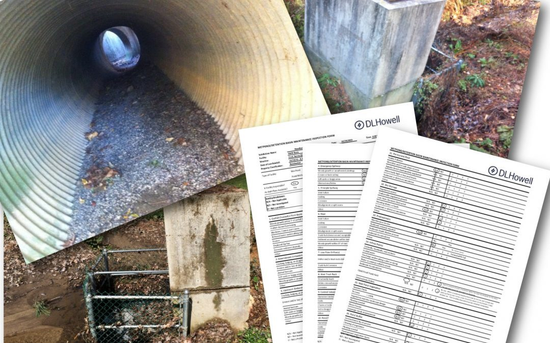 Stormwater Management BMP Inspections for Homeowners